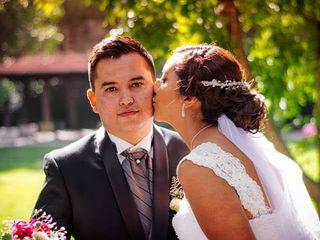 La boda de Daniela y Omar 1