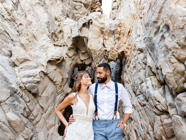 La boda de Kristen y David