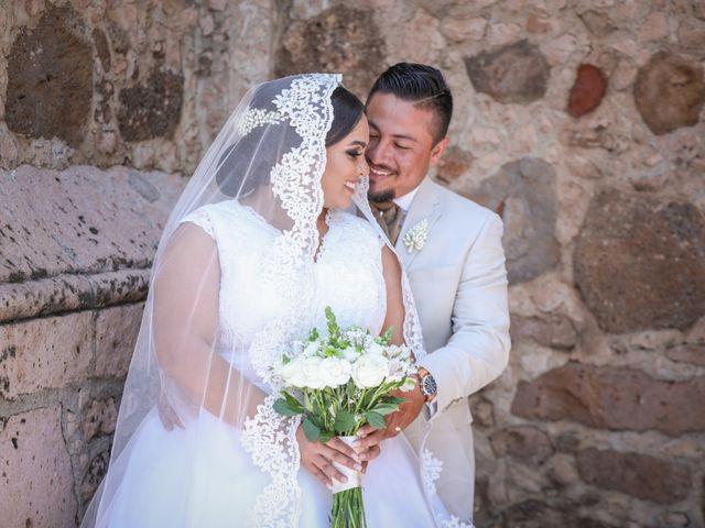 La boda de Christy y Hugo