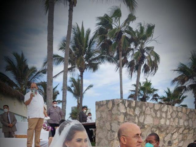 La boda de Gera y Esme en Mazatlán, Sinaloa 5