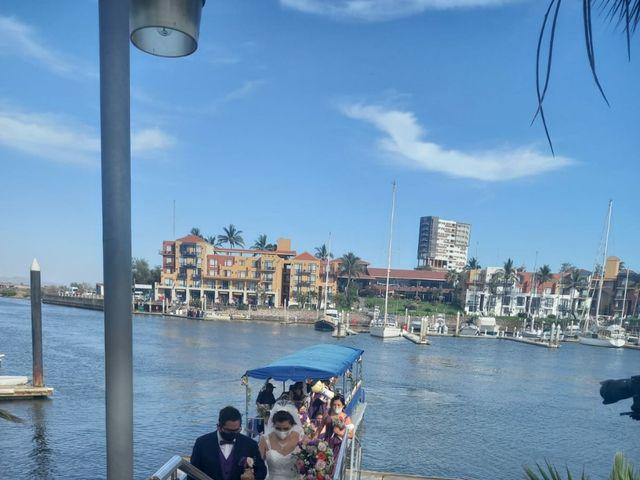 La boda de Gera y Esme en Mazatlán, Sinaloa 6