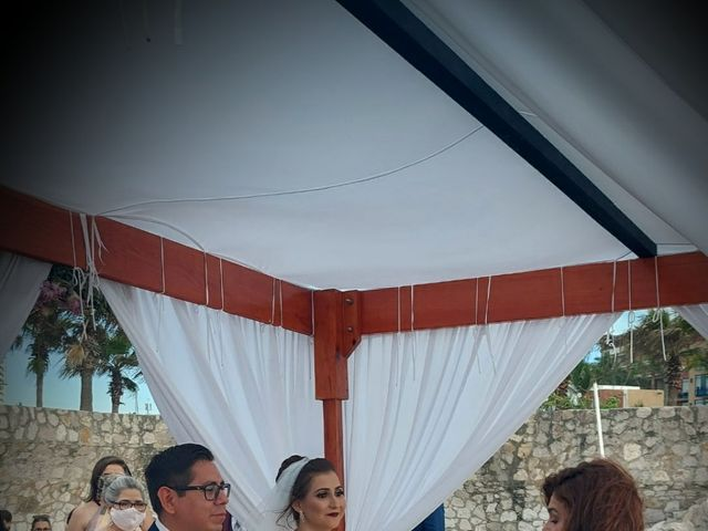 La boda de Gera y Esme en Mazatlán, Sinaloa 7