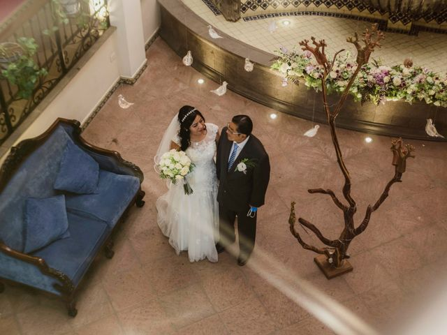 La boda de Antonio y Araceli en Puebla, Puebla 1