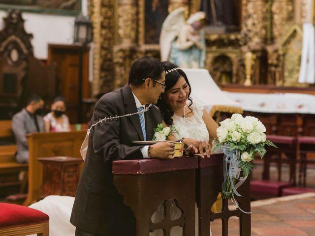 La boda de Antonio y Araceli en Puebla, Puebla 2