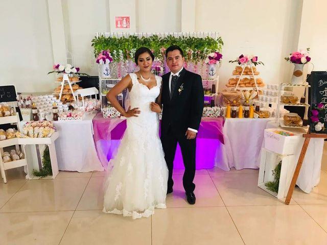 La boda de Daniela y Omar