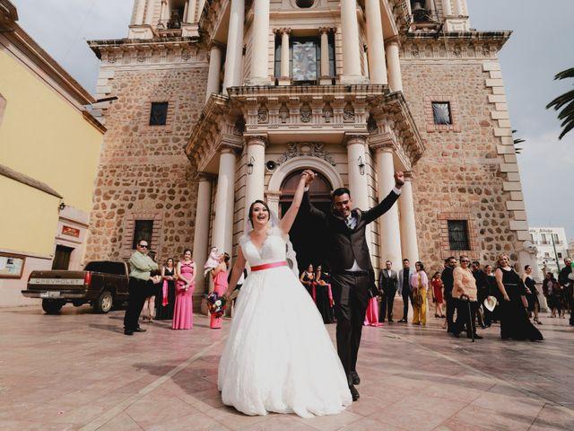 La boda de Luis y Mariela