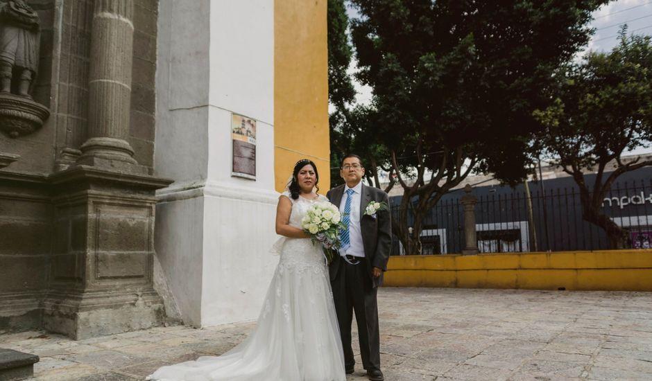 La boda de Antonio y Araceli en Puebla, Puebla