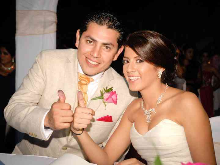 La boda de Ruben y Karen