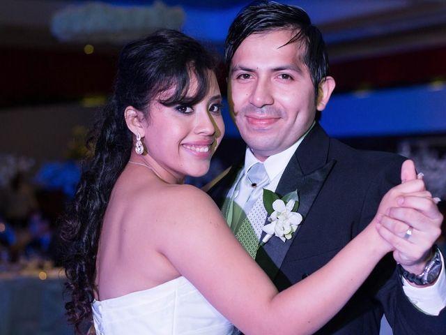 La boda de Stephanie y Yair