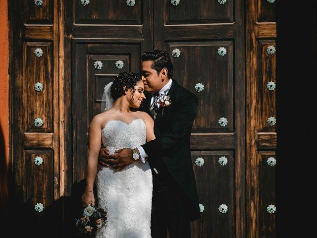 La boda de Stephanie y Miguel