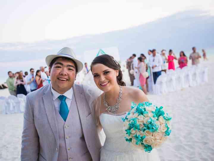 La boda de Daniela y Mitsuo