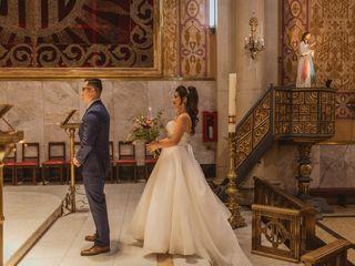 La boda de Nalley   y Iván   3