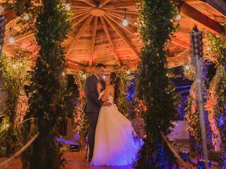 La boda de Nalley   y Iván