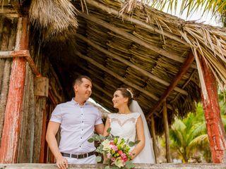 La boda de Karina y Sergey 3
