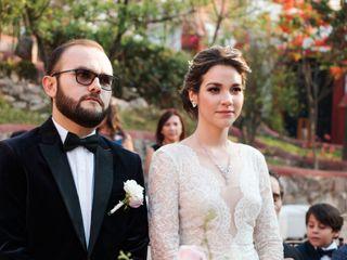 La boda de Grecia  y Alfredo 2