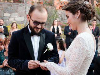 La boda de Grecia  y Alfredo 3