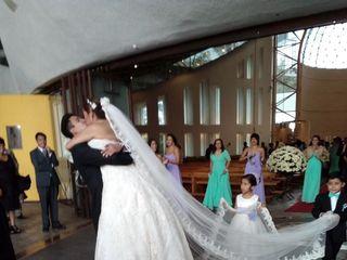 La boda de Erika  y Eduardo 3