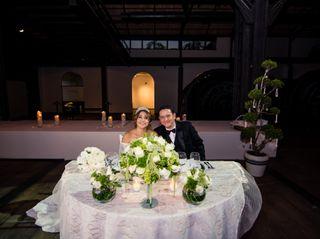 La boda de Tania y Carlos