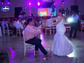 La boda de Cecilia y Ángel 2