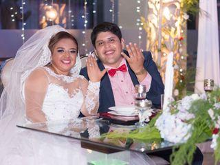 La boda de Cecilia y Ángel