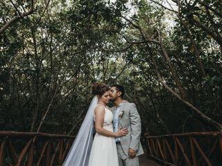 La boda de Gretchen y Jorge