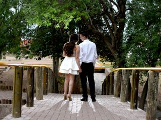 La boda de Liz y David 1