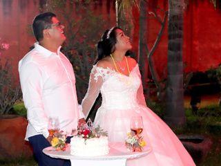 La boda de Sandy y Alex