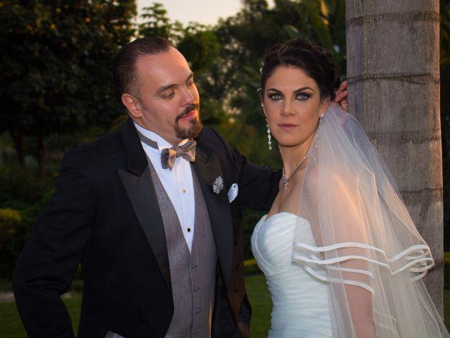 La boda de Paulina y Raúl