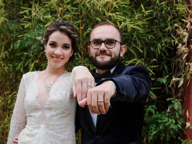 La boda de Grecia  y Alfredo