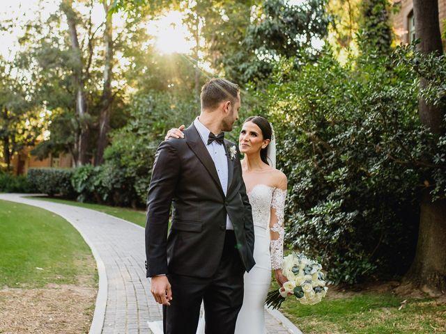 La boda de Arturo y Corinna en Guadalajara, Jalisco 63