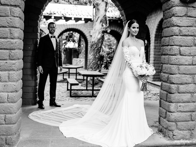 La boda de Arturo y Corinna en Guadalajara, Jalisco 71