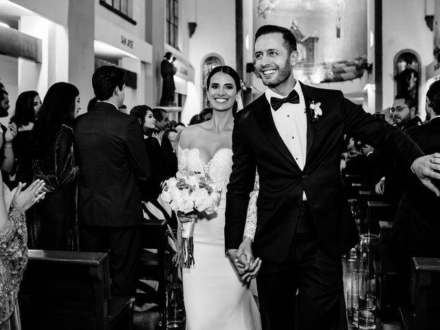 La boda de Arturo y Corinna en Guadalajara, Jalisco 83