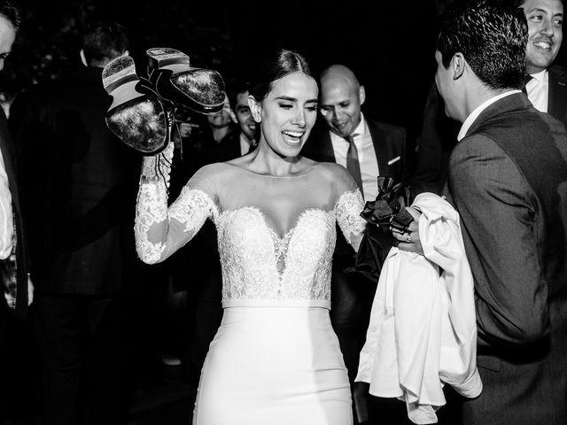 La boda de Arturo y Corinna en Guadalajara, Jalisco 100