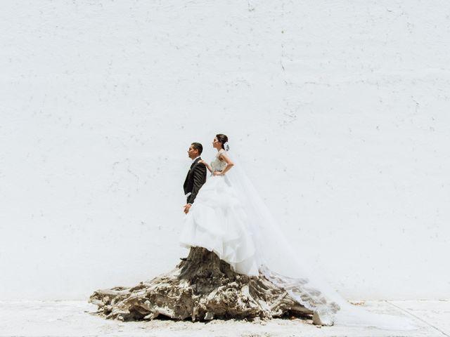 La boda de Estefania y Gerardo
