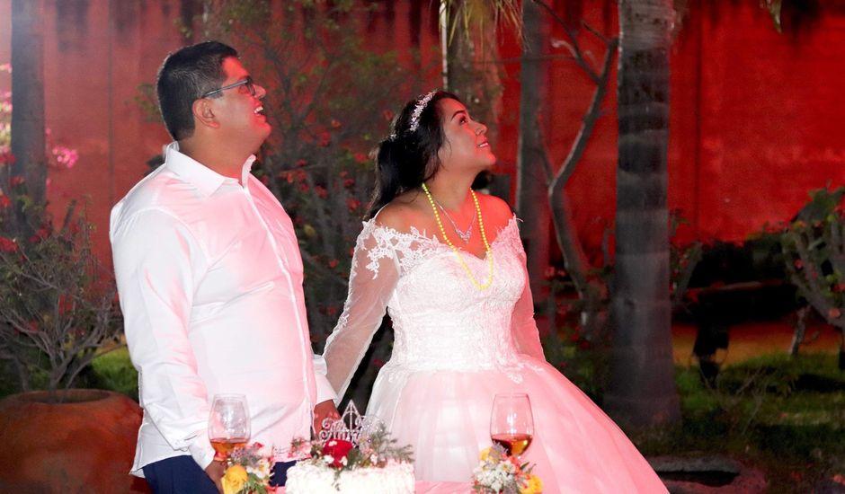 La boda de Alex y Sandy en Tonalá, Jalisco