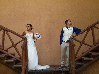 La boda de Analy y Valentín