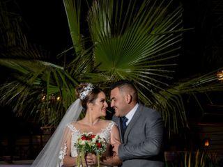 La boda de Jessica y Enrique