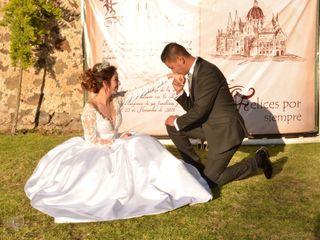 La boda de Nicte y Iván