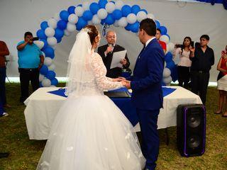 La boda de Francisco  y Mariana  2
