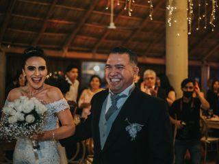 La boda de Carina y Ernesto