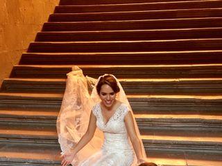 La boda de Carolina y Gerardo 3