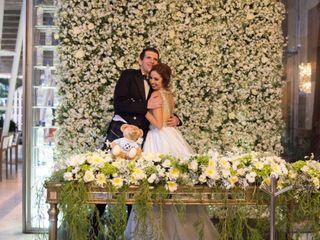 La boda de Claudia y Alexander