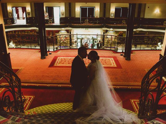 La boda de Thamar y Pedro