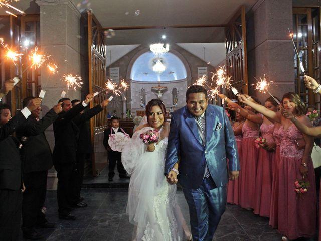 La boda de Geno y Jahir