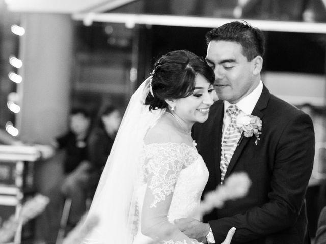 La boda de Moni y Omar