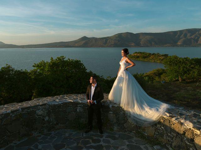 La boda de Nayeli y Nestor