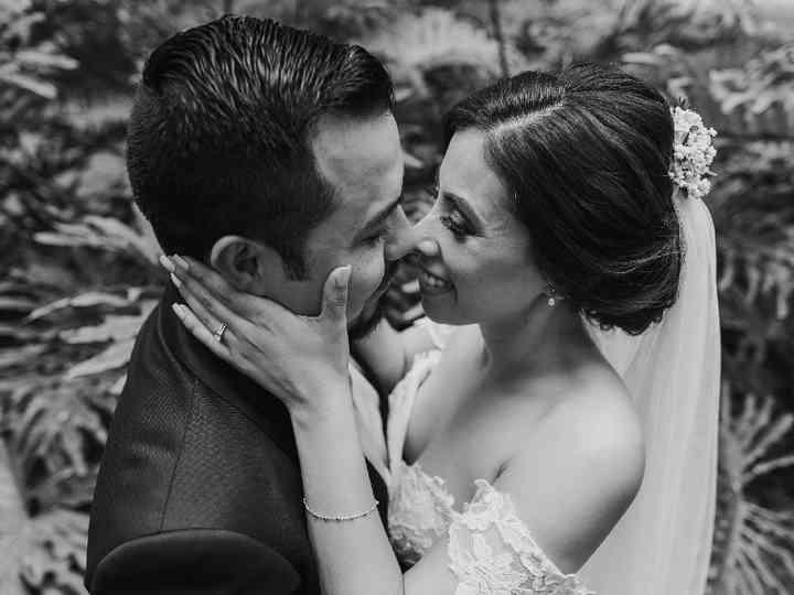 La boda de Natalia y Carlos