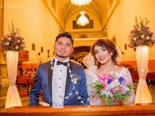 La boda de Monik y Uriel