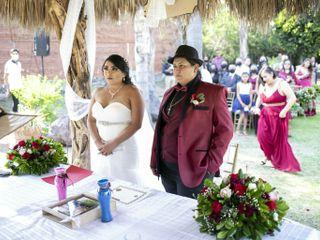 La boda de Mónica y Katty