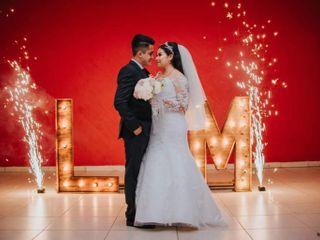 La boda de Liliana y Marco